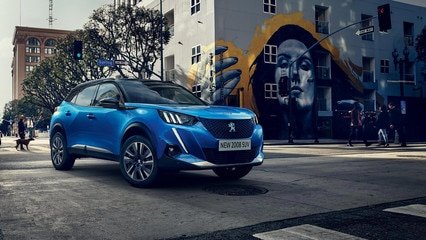 PEUGEOT e-2008 SUV | 100% Electric Vehicle