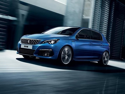 PEUGEOT 308 Exceptional Savings