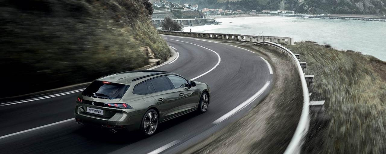 PEUGEOT 508 SW Design | The Daring Wagon