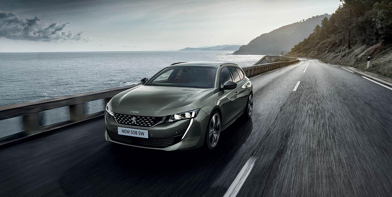 New PEUGEOT 508 SW | The Premium Wagon with a Striking Design