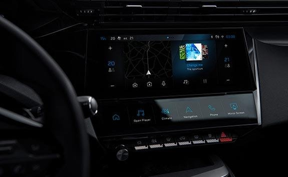 """All-New PEUGEOT 308 Hatchback Driver's Position 