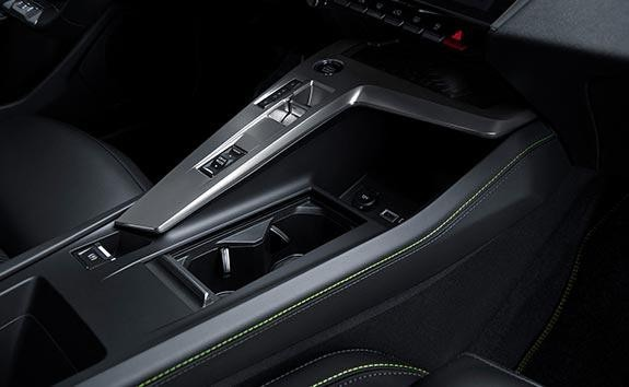 All-New PEUGEOT 308 Hatchback Driver's Position | New Central Console