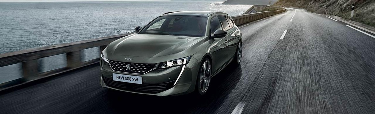 PEUGEOT 508 SW station wagon