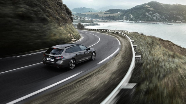 PEUGEOT 508 SW | Image Gallery