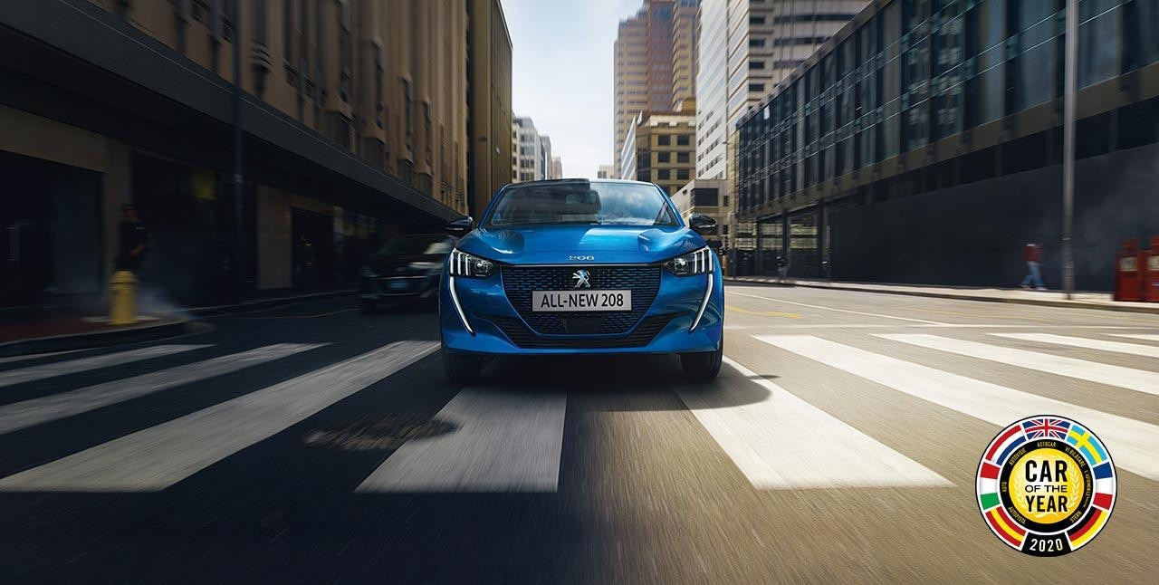 All-New PEUGEOT 208: Our latest small car | 2020 European Car Of The Year