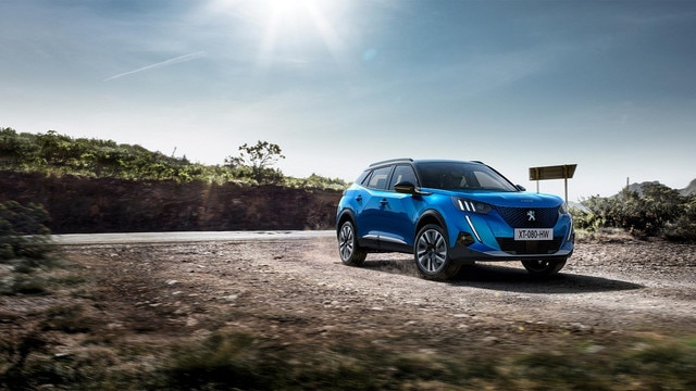 All-new PEUGEOT 2008 SUV: a compact, powerful, dynamic and efficient SUV