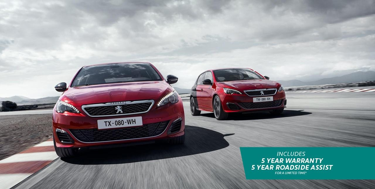 Technical Information New Peugeot 308 Gti By Peugeot Sport