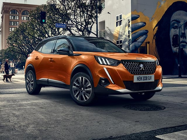 New PEUGEOT 2008 SUV | Register Your Interest