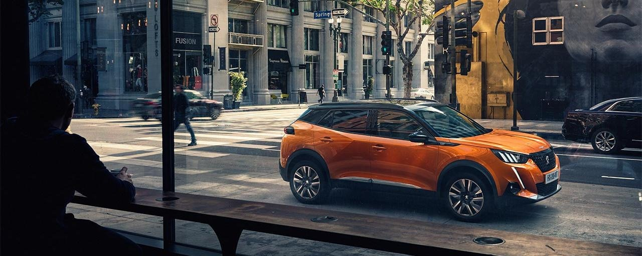 All-New PEUGEOT 2008 SUV | Design