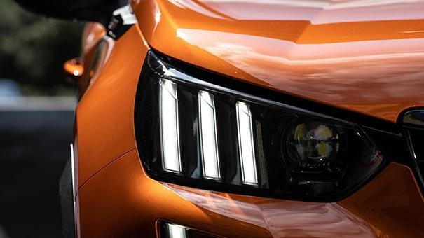All-New PEUGEOT 2008 SUV Design | Front Headlights