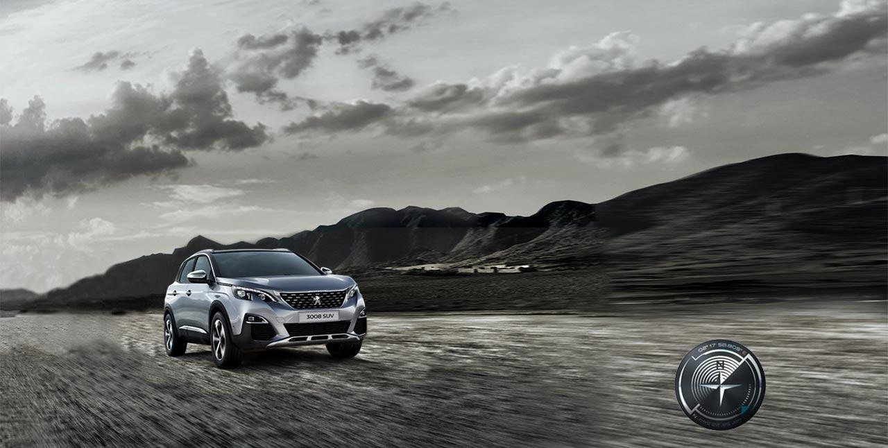 PEUGEOT 3008 SUV Crossway Special Edition